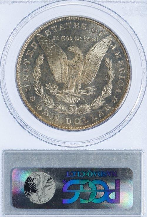 1896 $1 MS-65 PCGS - 2