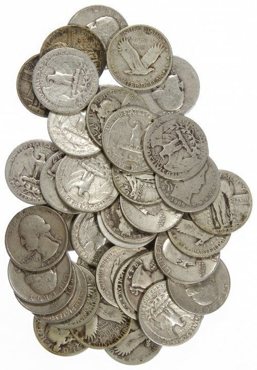 25c Silver Assortment