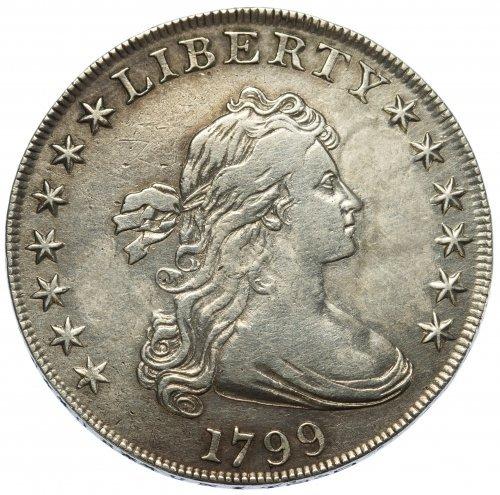 1799 Bust $1