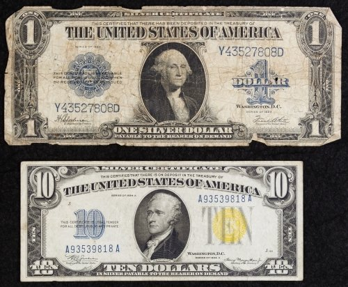 US Currency Assortment - 2