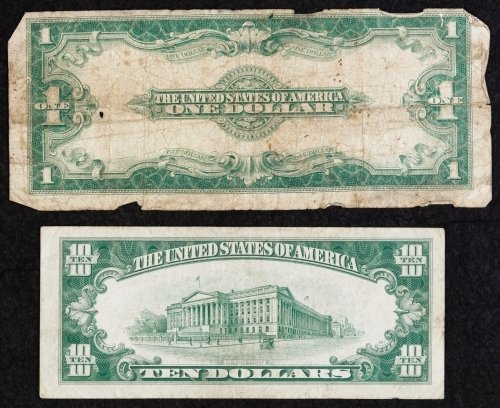 US Currency Assortment - 3