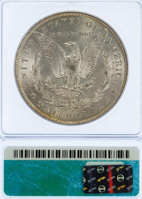 1885-O $1 MS-65 ICG - 2