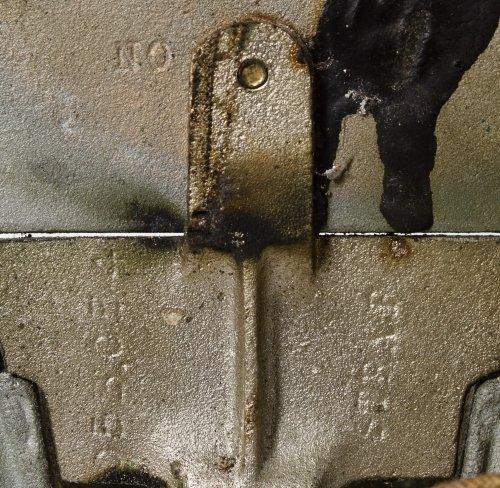 Art Deco Metal Wall Sconces - 5