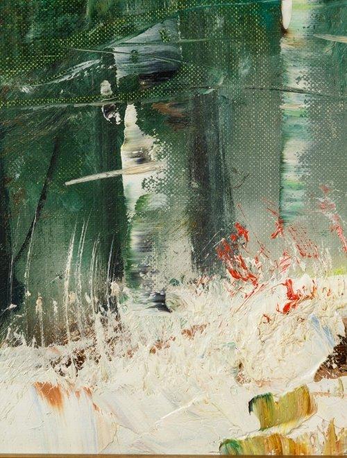 Ingfried Paul Henze Morro (American, 1925-2013) Oil on - 4