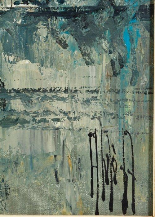 Aldo Paolucci (Italian, 1941-2002) 'Saint Louis, Paris' - 3