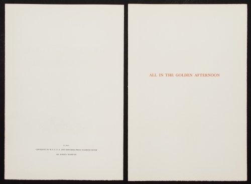 Salvador Dali (Spanish, 1904-1989) 'Alice in - 5