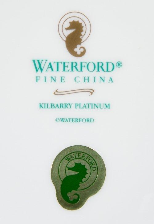 Waterford 'Kilbarry Platinum' China Service - 3