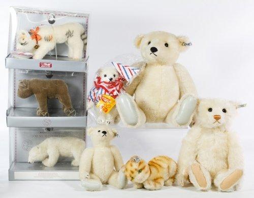 Steiff 'Museum Collection' Plush Animal Assortment