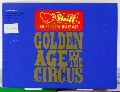 Steiff Golden Age of Circus Wagon and Animal Set - 2
