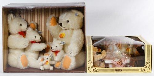 Steiff Limited Edition Bear Sets