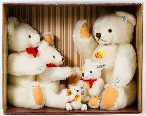 Steiff Limited Edition Bear Sets - 2