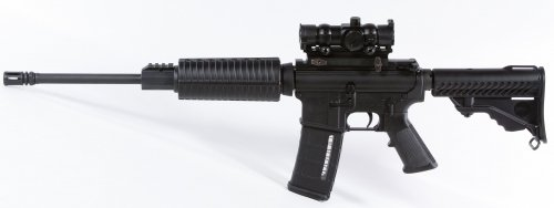 DPMS ARMS Model A-15 223x5.56mm Semi-Automatic Rifle - 3