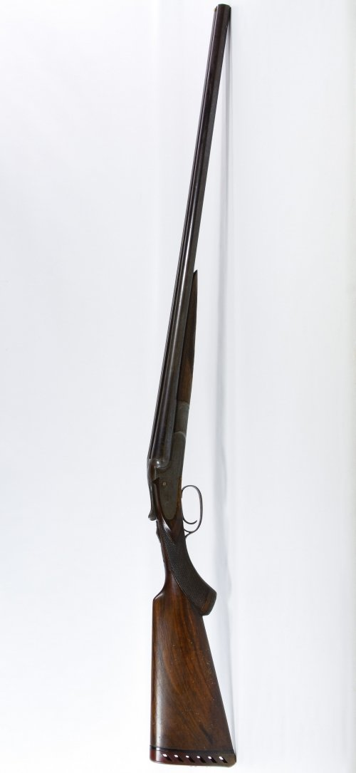 Lefever Arms Double Barrel 12ga. Shotgun (Serial
