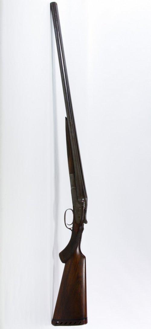Lefever Arms Double Barrel 12ga. Shotgun (Serial - 2