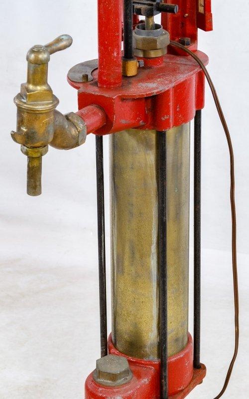 S.F. Bowser Self Measuring B-1282 Gas Pump - 4