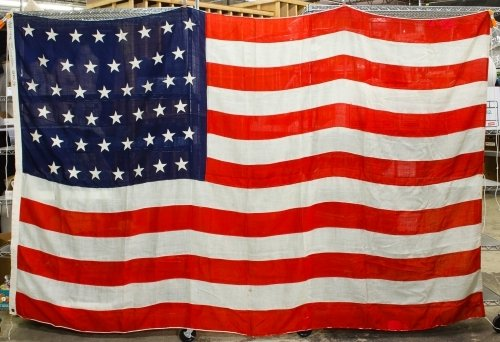 45-Star American Flag