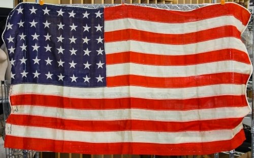 45-Star American Flag - 3