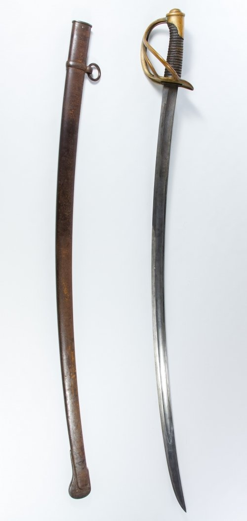 US Civil War French Import Cavalry Sword