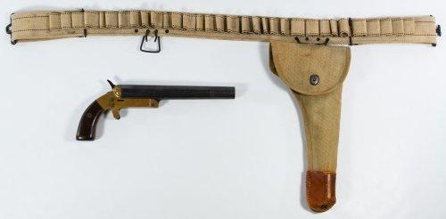 World War I Remington Mark III 10ga. Navy Signal Flare