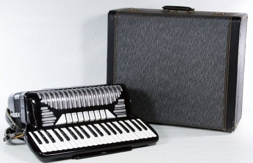 Italian 'Master' Accordion