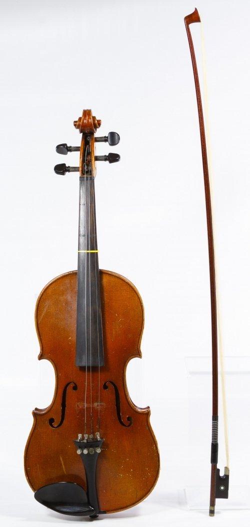 Nicolaus Amati Copy Violin