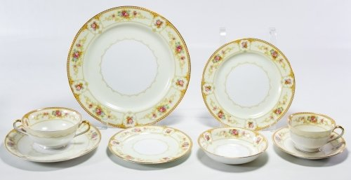 Noritake 'Allure' #586 Partial China Service