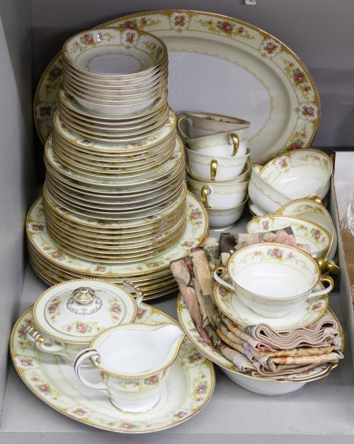 Noritake 'Allure' #586 Partial China Service - 3
