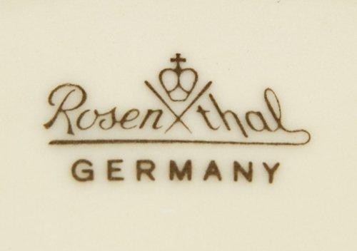 Rosenthal 'Flash' Teapot, Creamer and Sugar Bowl - 2