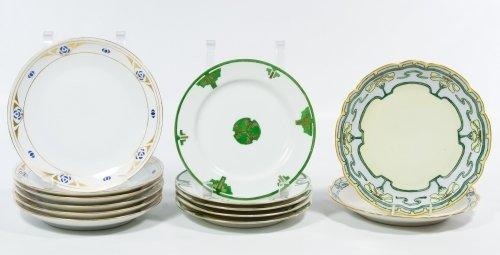 Hand Painted Plate Assortment