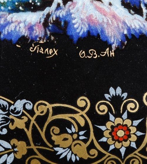 Bradex Christmas Plates and Embroidered Artwork - 3