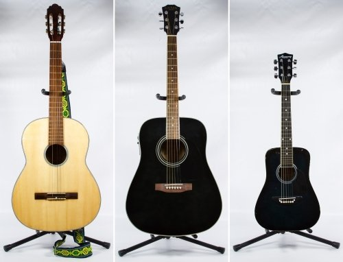 Acoustic Guitar Assortment