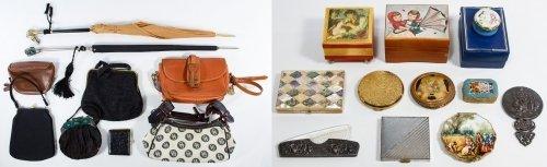 Designer and Vintage Purse Assortment