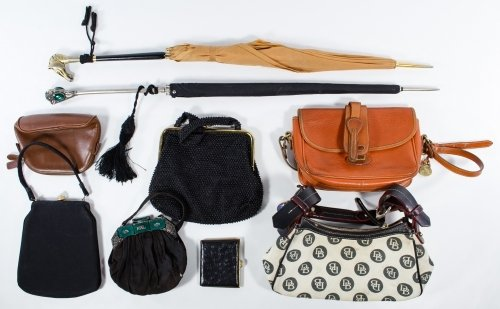 Designer and Vintage Purse Assortment - 2
