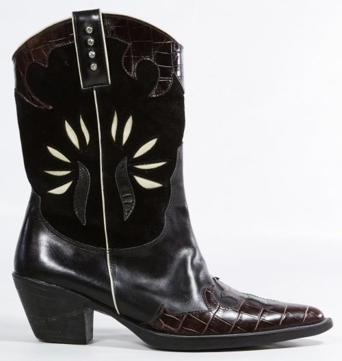 Sterling and Van Eli Women's Cowboy Boots - 4