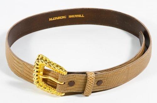 Designer Belt Assortment - 4