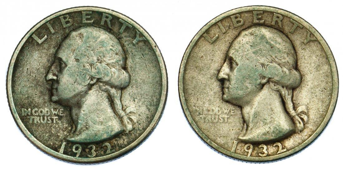 1932-D, 1932-S F Details