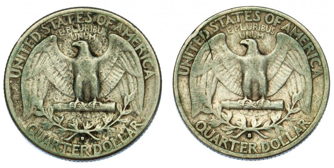 1932-D, 1932-S F Details - 2