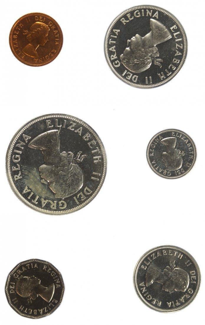 Canada: 1962 Proof Set Assortment - 2