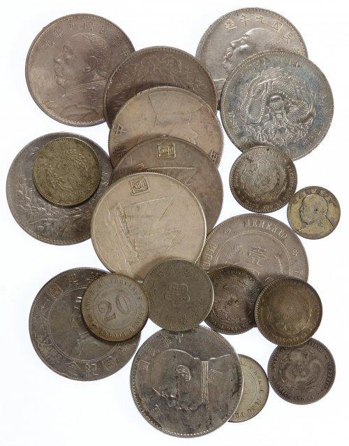 China: Coin Assortment