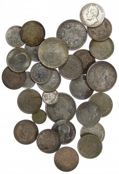 Sweden: Silver Coin Assortment