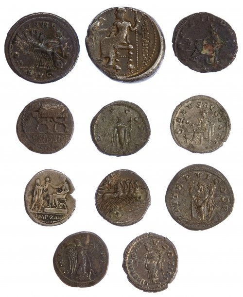 Ancient Coin Assortment - 2