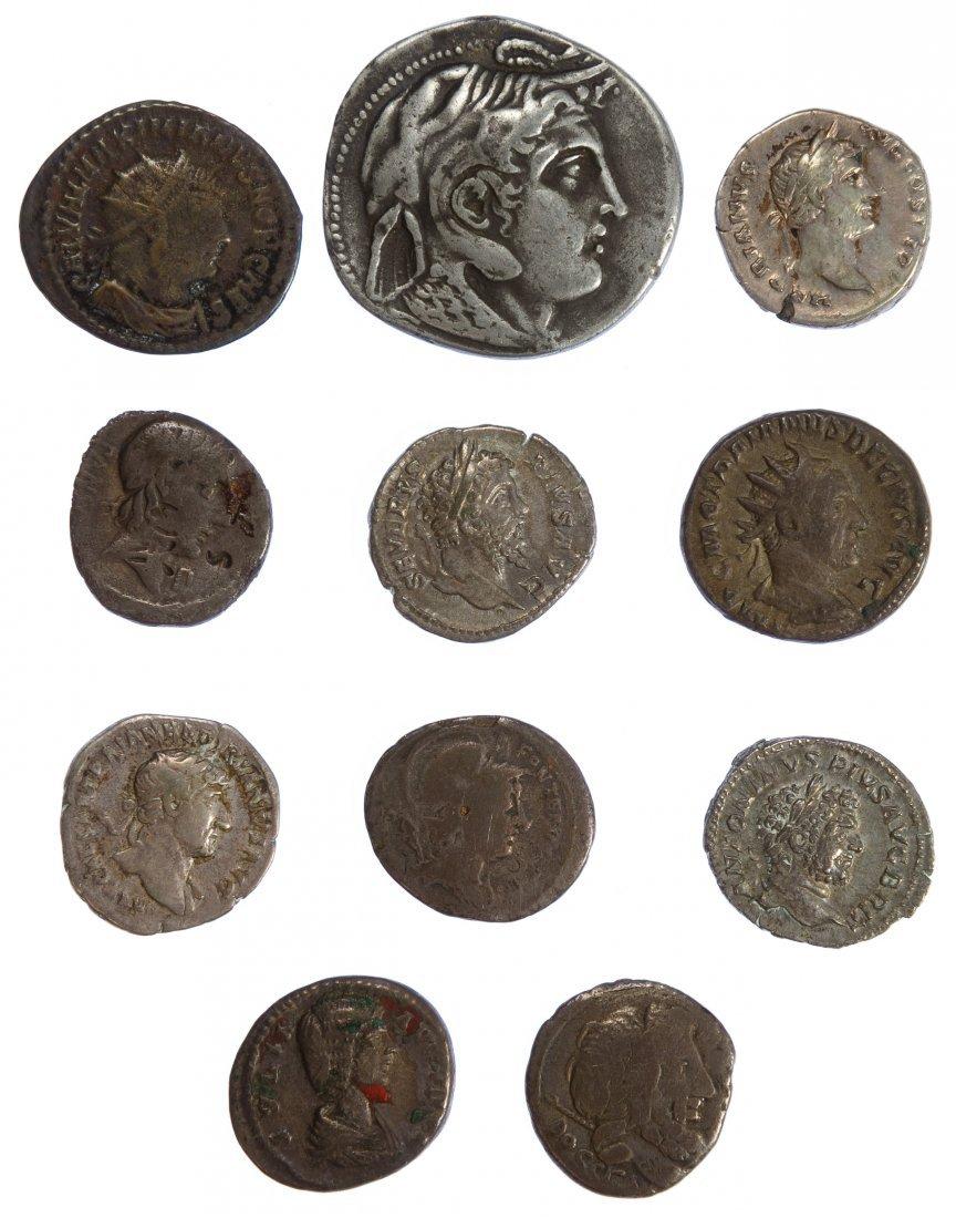 Ancient Coin Assortment