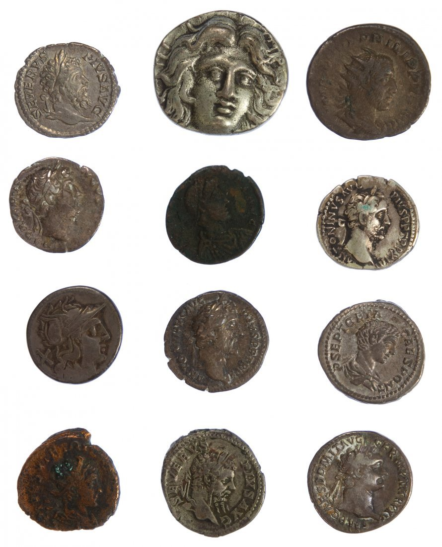 Ancient Coin Assortment