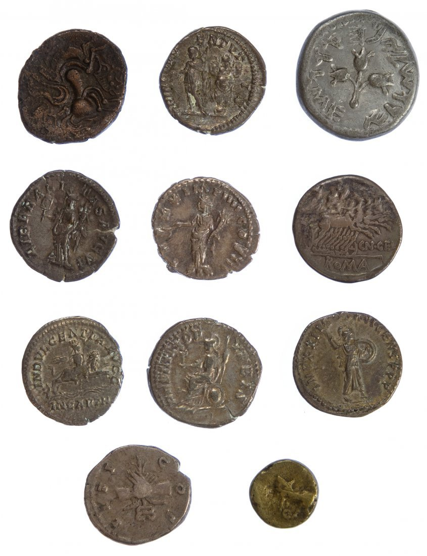 Ancient Coin Assortment - 2