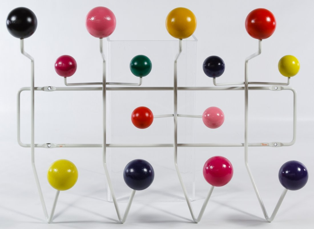 'Hang-It-All' Coat Rack by Eames for Herman Miller