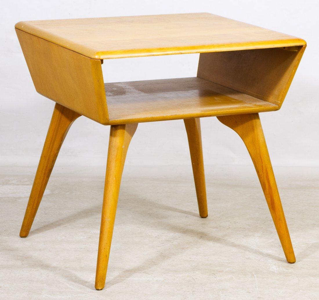 Mid-Century Modern Lamp Table by Heywood Wakefield