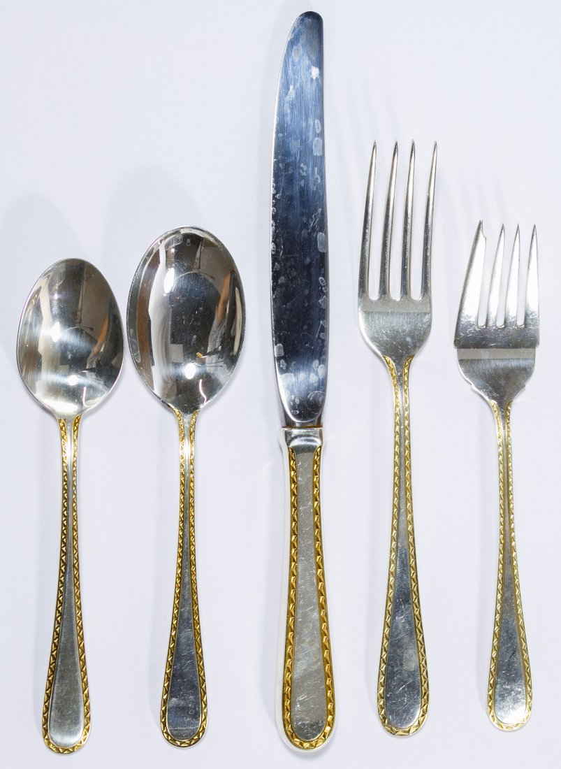 S. Kirk & Sons 'Golden Winslow' Sterling Silver - 3