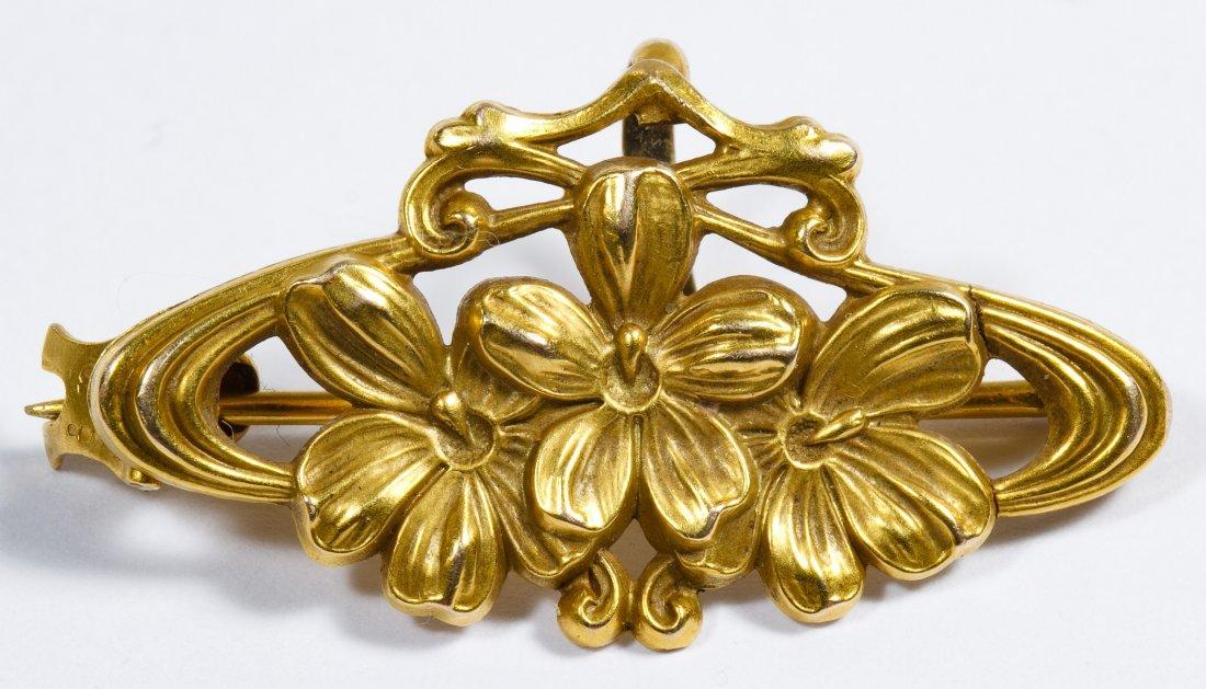 Bernard Meldahl Sterling Silver Guilloche Bracelet - 6