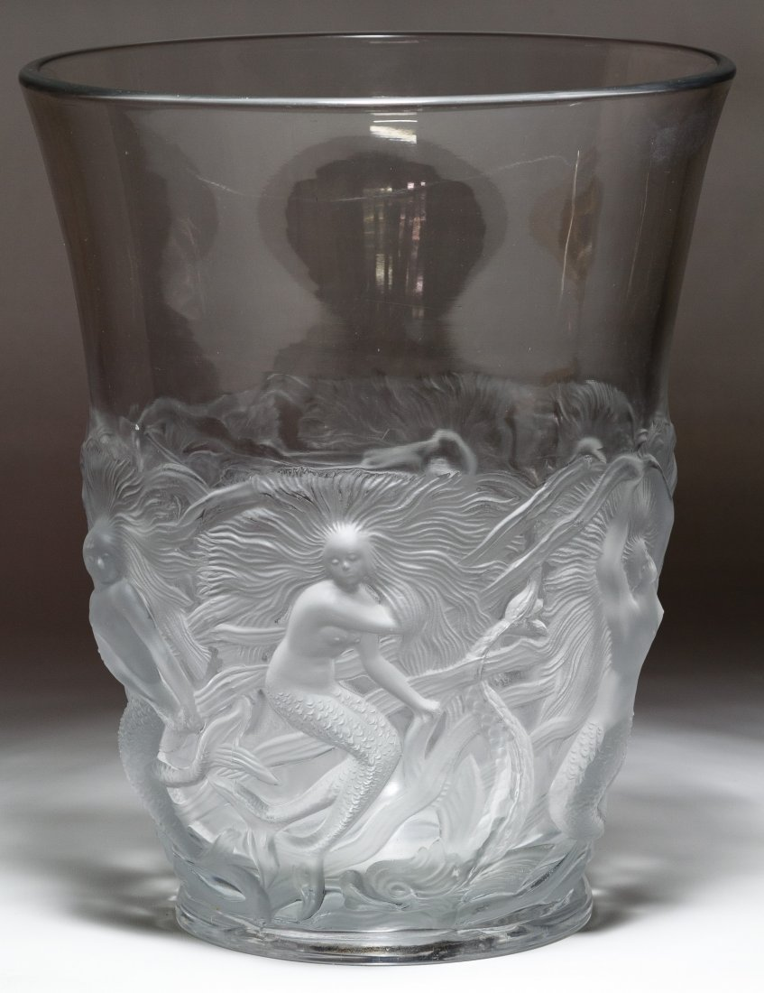 Verlys 'Mermaid' Glass Vase