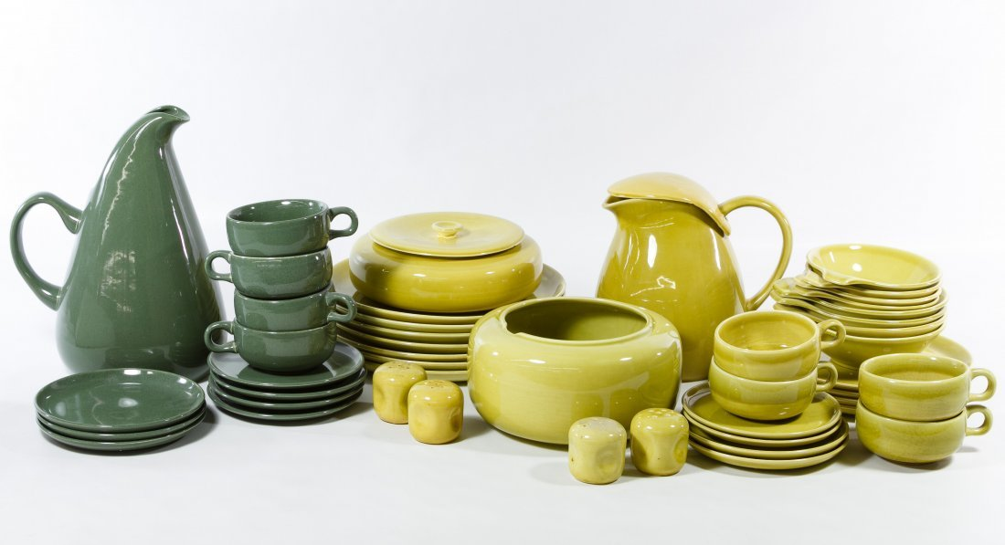 'American Modern' China Service by Steubenville for